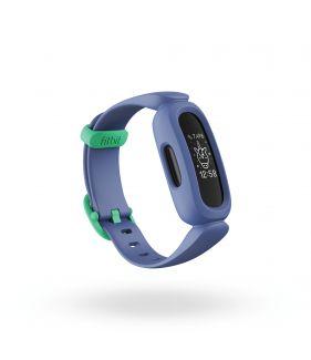 Fitbit Ace 3, Kids Activity Tracker-Blue/Green