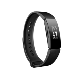 Fitbit Inspire HR, Health & Fitness Tracker with Heart Rate