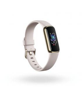 Fitbit Luxe-Soft Gold/ White