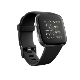 Fitbit Versa 2 (NFC), Health and Fitness Smartwatch with Heart Rate